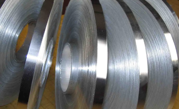 Алюминиевая лента 0,8х1000 А5 в рулоне