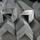 Алюминиевый равнополочный уголок