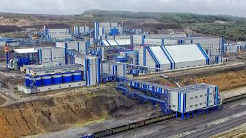 Кимкано-Сутарский ГОК выходит на проектную мощность