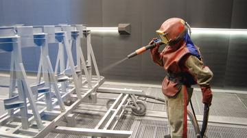 Обработка металлопроката