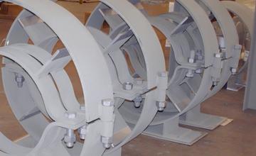 Детали и опоры трубопроводов